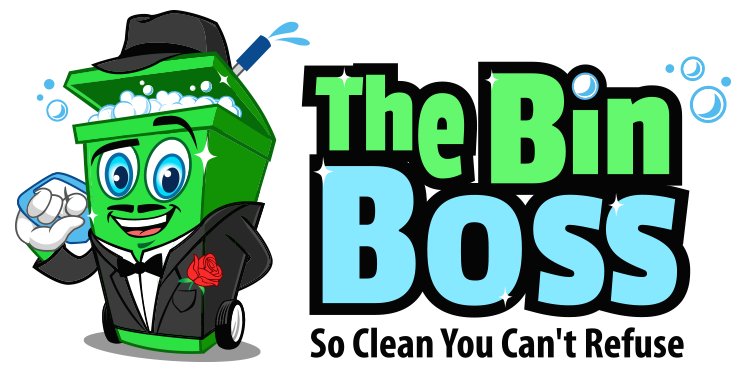 THE BIN BOSS FULL LOGO